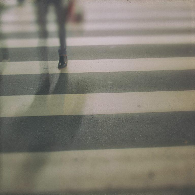 Caminhada pelas ruas de Santos